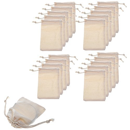cotton Teabags Without Plastic