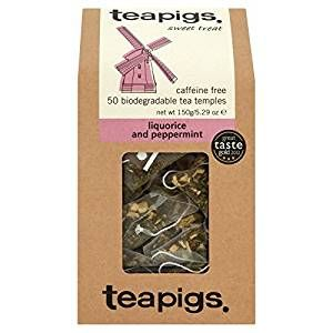 Teapigs Tea bags Without Plastic