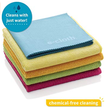 best cleaning cloths for bathroom