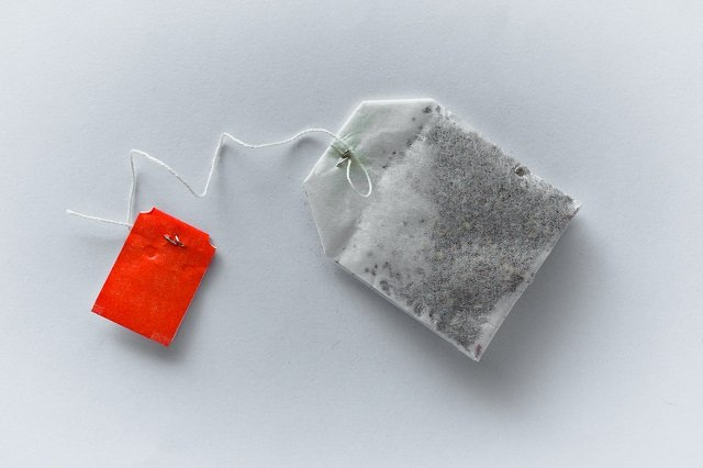 Tea bags Without Plastic