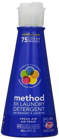 Eco Friendly Laundry Detergents method