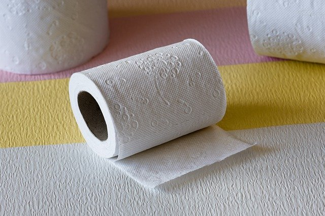 Toilet Paper Without Plastic Packaging